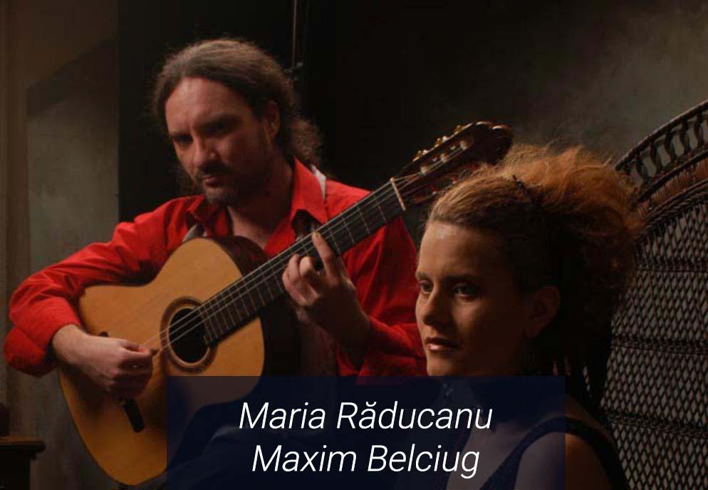 Maria Raducanu Maxim Belciug